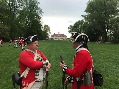 Revolutionary War Days