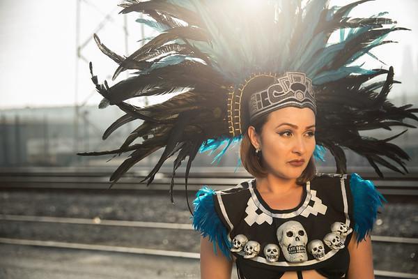 Rey Azteca: Clash of Cultures