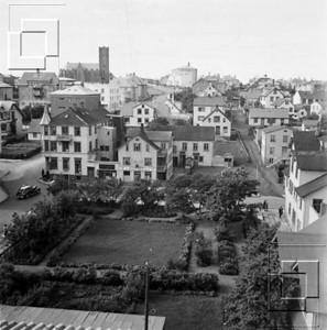1950-60-SigurhansVignir-AðalstrætiLandsimahus_VIG