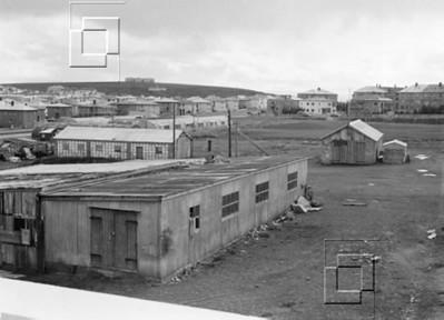 1950-60-milliSnorrabrogBarónsstígs-PéturThomsen