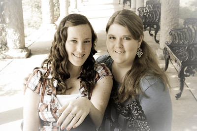 Lisa and Lissa, October 2011