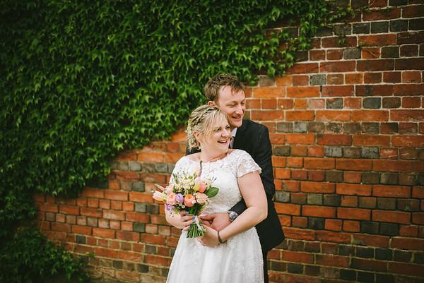 Rhiannan and Mike - wedding