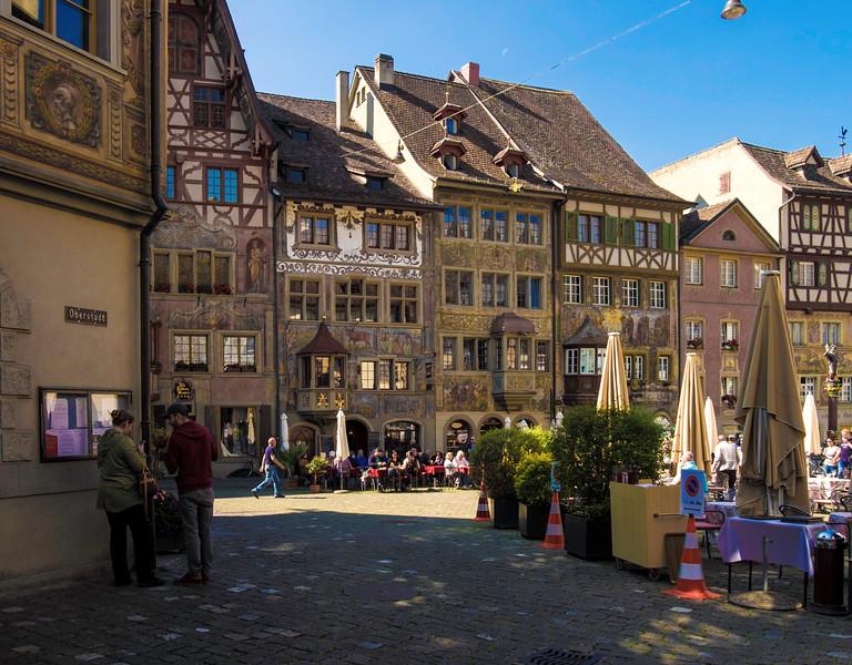 SteinAmRhein Village