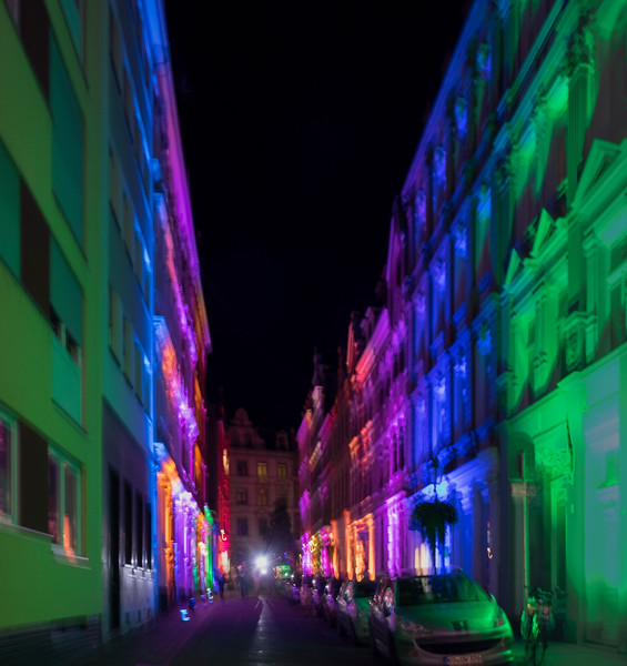 Koblenz at Night