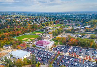 Rhode Island College Aerials