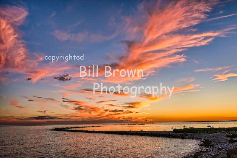 Rhode Island Sunset