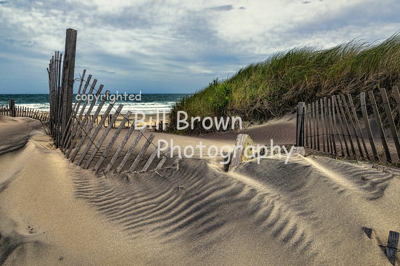 Sand, Surf, Sky