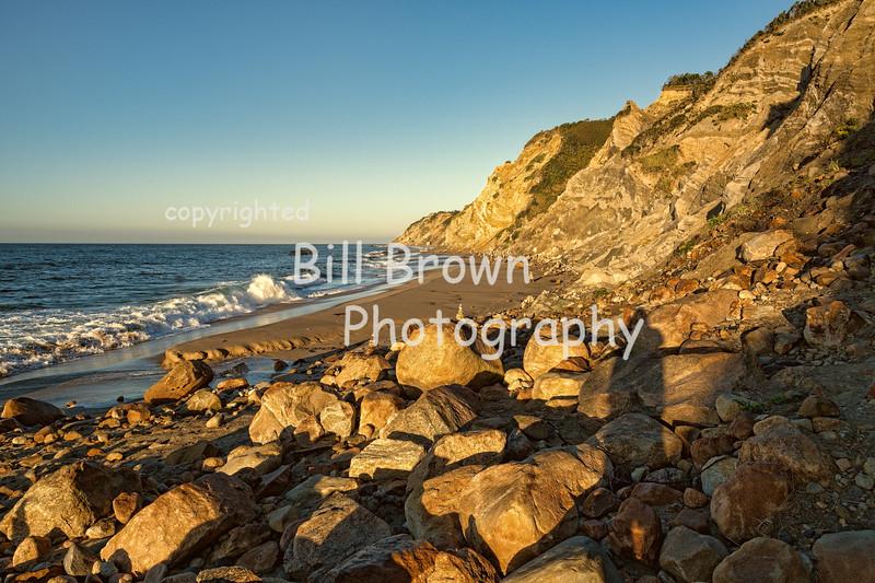 Mohegan Cliffs