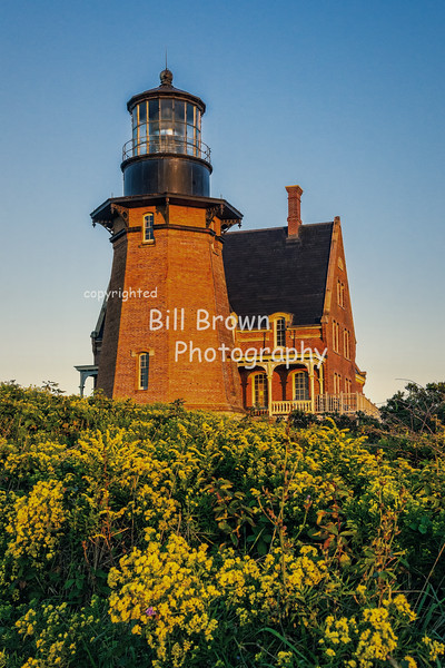 Southeast Light, Block Island
