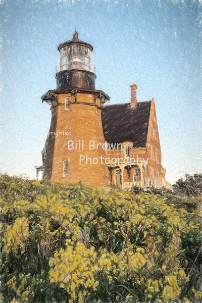 Early Morning at Southeast Light