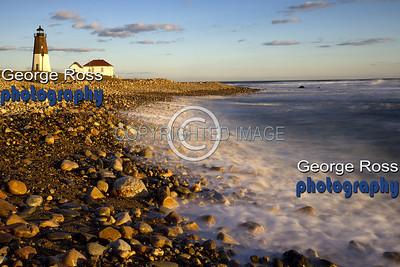 Point Judith Lighthouse, Narragansett, Rhode Island