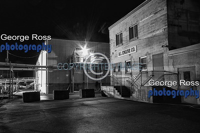 RI Engine Company at Night