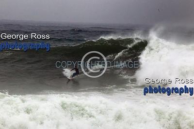 Surfing Hurricane Earl