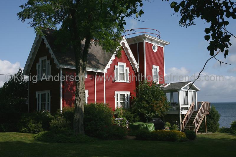 Conanicut Island Lighthouse