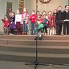 Angels We Have Heard on High / Joy To The World Medley<br /> Asbury Choir<br /> December 17, 2017