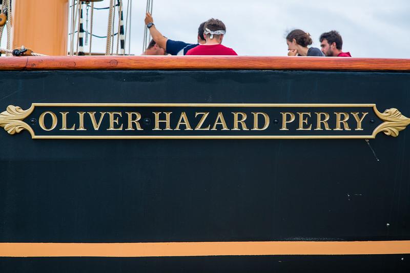 SSV Oliver Hazard Perry