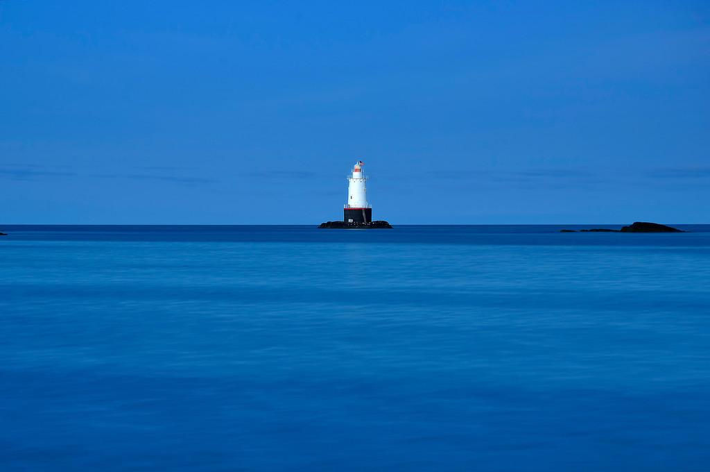 Sakonnet lighthouse, Rhode Island.