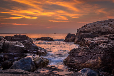 Hazard Rocks, Narragansett