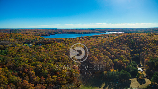 Fall at Diamond Hill State Park