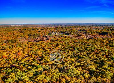 Drone Aerial of Pawtucket, Lincoln, Cumberland Rhode Island by Sean McVeigh Media