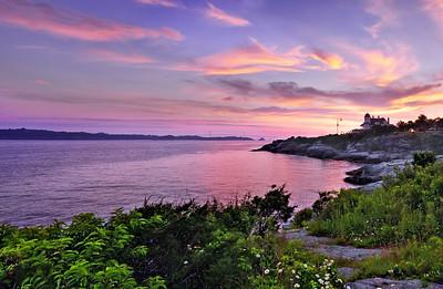 Castle Hill Inn, Newport Rhode Island