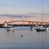 Newport Harbor Light, Goat Island, Newport