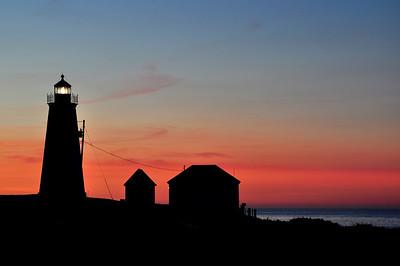 Point Judith Light, Narragansett