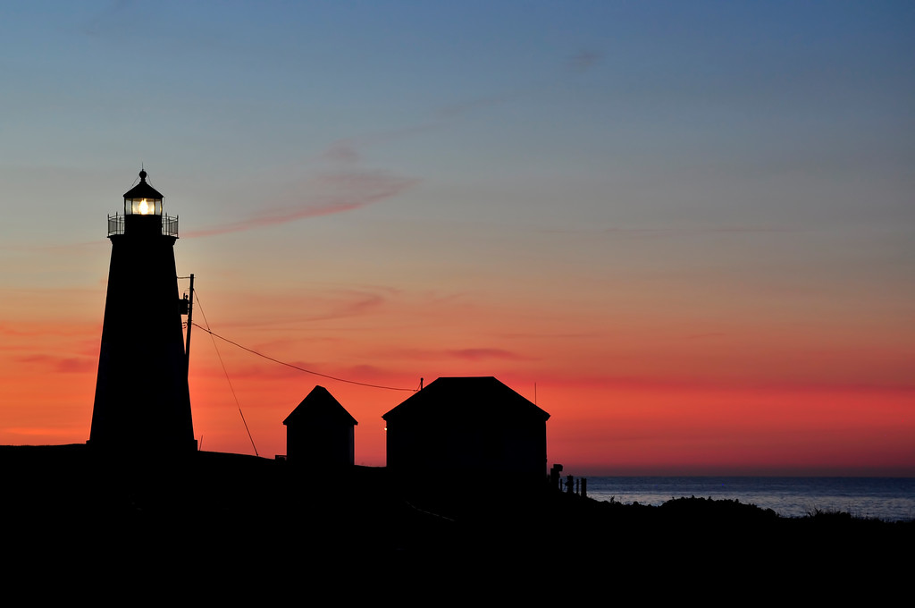 Point Judith Light, Narragansett