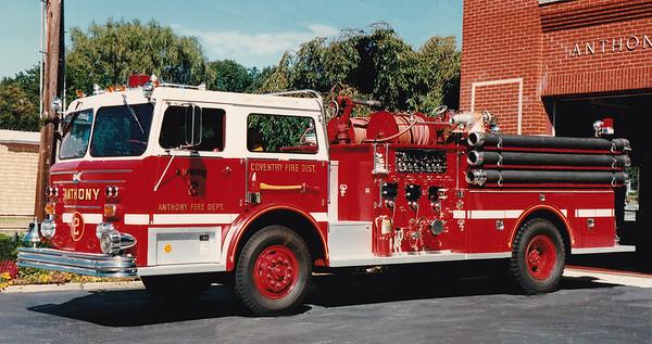 Retired Engine 2.  1978 Maxim   1750 / 500
