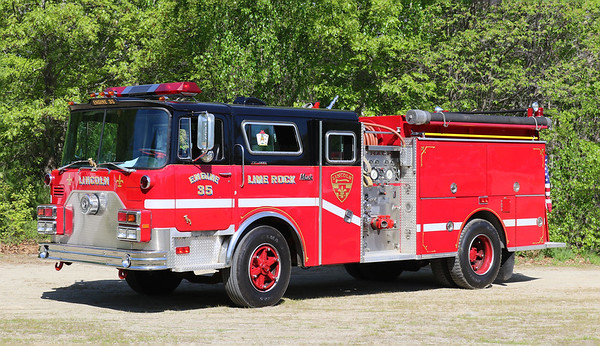 Retired   Engine 35   1975 Mack CF   1500 / 750