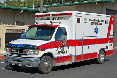 Rescue 1  1998 Ford/Horton