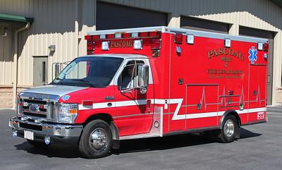 Medic 4.  2010 Ford / Osage