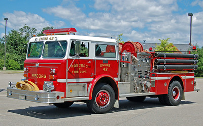 RETIRED  Engine 42   1976 Maxim   1250/750