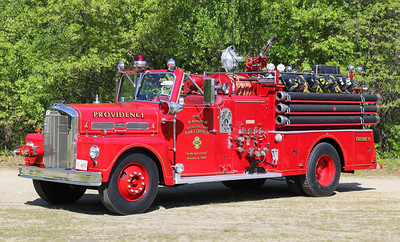 Retired   Engine 11   Ward LaFrance