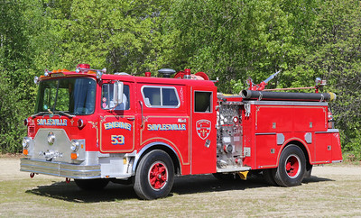 Retired   Engine 53   1978 Mack CF   1250 / 500