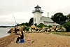 In 1991 the property was sold to Bob and Carol Lundin who began to renovate the lighthouse and built a new lantern.  The Lundin's sold the lighthouse in 2000 and it remains today in private ownership.