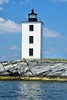 By the 1850's a Lighthouse Board inspection report characterized the tower as 'wretched' and advocated the rebuilding of a new lighthouse.