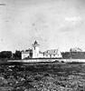 **Late 1800's view of Nayatt Point Light**