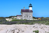 In 1973 the Coast Guard decided to close the North Lighthouse and deactivated the light moving it to an off shore skeleton tower. The lighthouse and 28 acres surrounding it were given to the U.S. Fish and Wildlife Service.