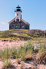 In 1983 the Town of New Shoreham purchased the lighthouse and 2 acres of land from the government for $1.