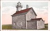 Old postcard view of North Light.
