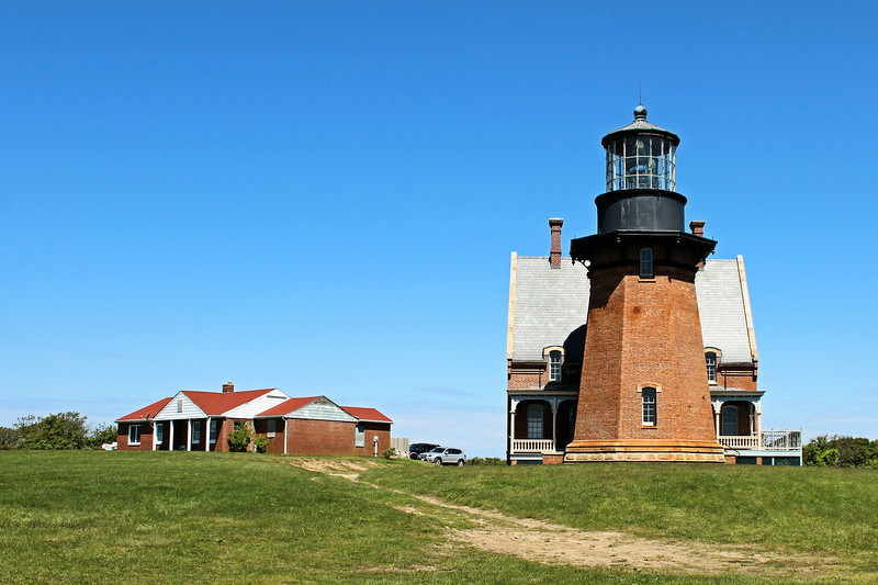 The lighthouse station was added to the list of National Historic Landmark's in 1997.