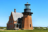 Congress appropriated $9,000 to build a lighthouse on the southern end of Block Island in 1856; however the monies were used to rebuild the old 1829 North Light instead.