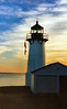 In 1985 Warwick Neck Light became the last Rhode Island lighthouse to be automated.