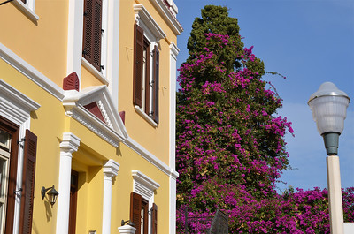 Colorful, Rhodes, Greece