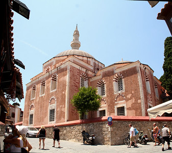 Mosque of Suleiman,  a mosque in Rhodes Old Town originally built after the Ottoman conquest of Rhodes in 1522 and reconstructed in 1808. It was named by the Sultan Suleiman to commemorate his conquest of Rhodes.