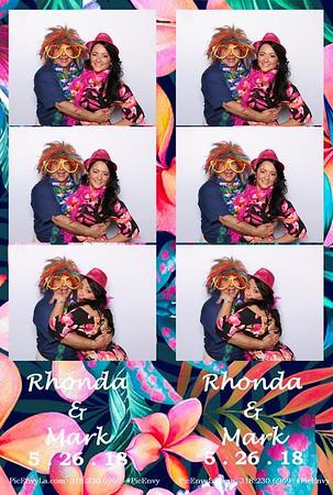 Rhonda & Mark Wedding