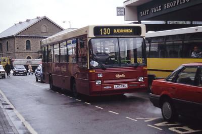 Rhondda 83 Taff St Pontypridd Sep 94