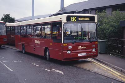 Rhondda 79 Pontypridd Bus Stn Sep 94