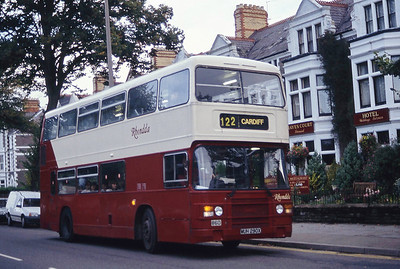 Rhondda 860 Cathedral Rd Cardiff Sep 94